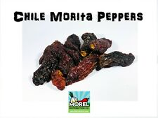 DRIED CHILE MORITA PEPPER (CHIPOTLE) // WEIGHTS: 4 OZ, 8 OZ, 12 OZ, & 1 LB!