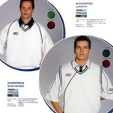 XXXLARGE Cricket Whites NORTH GEAR - range of Shirts, Jumpers & Vests in 3XL