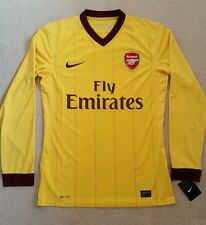 Rare Nike Arsenal FC Player issue Training Top Shirt Mens sizes