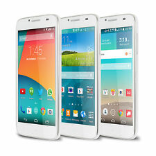 "5"" Unlocked Android 4.4 Smart Phone Quad Core 3G/GSM GPS WIFI AT&T Straight Talk"