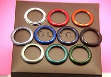 New Gucci 1100 Watch - Individual Metal  Bezel - 10 Colors - Your Choice