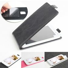 XGODY Luxury pu Leather Flip Cover For Doogee Voyager2 dg310 Android phone Case