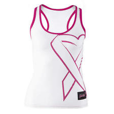 NWT Zumba Fitness Groove for the Cure Party in Pink Racerback Top