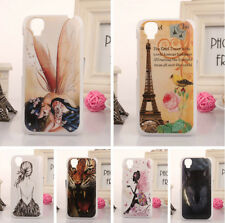 1X Lovely Design Hard Case Cover Protection Skin Back For Wiko Fizz New