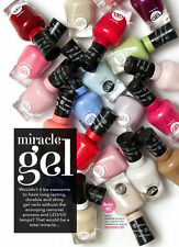 Sally Hansen Miracle Gel Nail Enamel, You Choose! - No LED Light Required