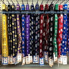NBA Officially Lanyard Keychain Team Logo Lanyard, Breakaway Sport Keychain