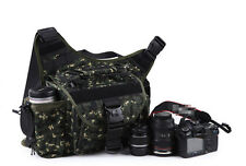 2014 New Waterpoof DSLR Camera Backpack Bag shoulder case for Canon Nikon Bag