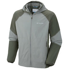"""COLUMBIA MENS  """"SWEET AS SOFTSHELL""""  JACKET NWT FOR OUTDOOR ACTIVITIES"""
