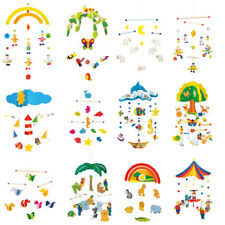 Baby Mobile Wooden new for Cot or Nursery Decoration Decor Original Goki Product