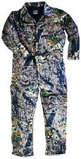 Wolf Mountain Mossy Oak Break-Up Youth Insulated Duck Camo Coverall