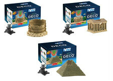 Hydor Deco - Ancient Ruins Kit with Ario Venturi Air Pump and multi color LED