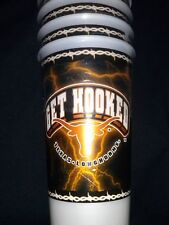 (4)Tailgate Cups:YOU CHOOSE* Auburn or Clemson or Gators,Miami ,Tennessee,Texas