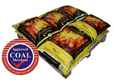 Coal Merchants House Coal Doubles 25kg Bags (10-40 bags) Delivered to you!