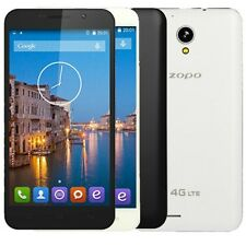 """ZOPO 4G/3G/2G 5""""Android 4.4 Unlocked SmartPhone Quad Core GPS AT&T Straight Talk"""