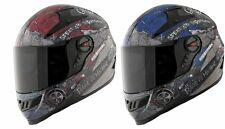 Speed & Strength SS1300 Rage With The Machine Full Face Helmet