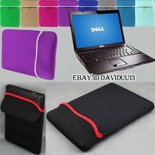 """Notebook Laptop Ultrabook Chromebook Bag Sleeve Case cover For 11"""" 13"""" 15"""" DELL"""