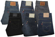 Levi's 511 Slim Fit Jeans Mens New Authentic Casual 95911 04511 22997
