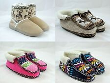 Women's or Unisex Warm Winter Comfortable Booties House Slippers Shoe
