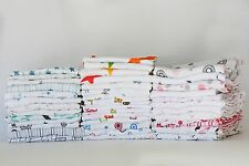 NEW Aden and Anais 100% Muslin Cotton SWADDLE Cloth Baby Blanket Best Quality