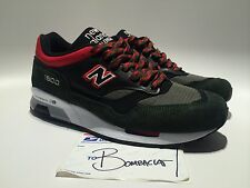 New Balance M1500RGR MADE IN ENGLAND GREEN RED NEW BALANCE