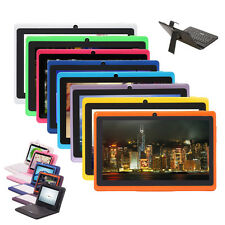 "iRulu eXpro X1 7"" Android Dual Core&Cam 8GB Multi-Color Tablet PC w/New Keyboard"