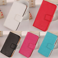 Accessory Book-Design PU Leather Case Cover Protection Skin For Vodafone New