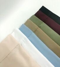 Bed Skirts 1500 COLLECTION Wrinkle Resistant - 100% Brushed Microfiber  NIP