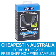 DenTek Maximum Protection Guard for Bruxism & Night Time Teeth Grinding Bruxism