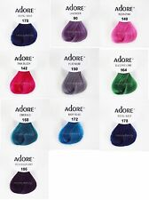 Creative Image ADORE Shining Sem-Permanent Hair Color 9 NEW COLORS! 4 oz