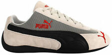 Puma Speed Cat M Beige Black Red Leather Synthetic Mens Trainers 300517 05 - U38