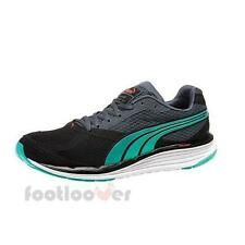 Men's Puma faas 700 v2 187038 05 Shoes Fitness Running Trainers black aqua