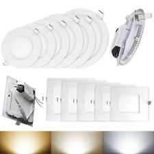 Cree LED Recessed Ceiling Panel Down Lights Bulb Cool Warm 6W/9W/12W/15W/18W/21W