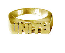 UNITY RING STERLING SILVER/GOLD PLATE RICK JAMES RING - DAVE CHAPPELLE - YOUTUBE