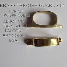 BRASS TRIGGER GUARDS.