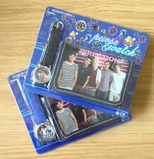 One Direction 1D Wristwatch Watch and Purse / Wallet Set *UK SELLER*