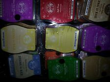 Scentsy Bars - Brand New In Package *** Free Shipping *** M-Z