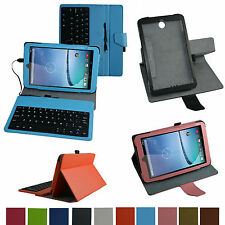 "Rotary Case+Removable USB Keyboard for 8"" Hisense Sero 8 E2281 Android Tablet PC"