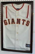 JUNIOR Jersey Display Case Frame Shadow Box, Small , Cabinet , JC03-