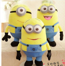 "20"" Gift 3D Despicable Me Plush Minion Toy Stuffed Cuddly  Doll"