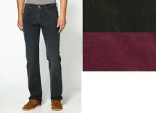 Urban Pipeline relaxed Straight Corduroy Pants men's size 30, 32, 34 NEW