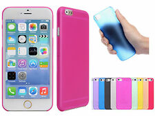 Fashion Ultra Thin Slim Design Matte PP Back Case Skin For 4.7 Inch iPhone 6