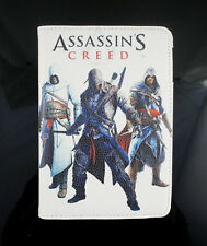 360°Rotating Assassins Creed Printed Flip Leather Case Cover for iPad 2/3/4/Mini