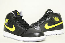 Nike Air Jordan 1 Mid Retro Shoes 554724-070 Mens 7.5~12 ALL Sizes Available.