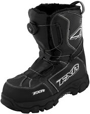 FXR X-Cross BOA Snowmobile Boots
