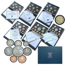 1988 to 1999 UK Proof Coin Year Set Royal Mint  * Multi Listing *