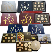 Royal Mint GB UK Proof Coin Year Set 2000 to 2013 * Multi Listing *