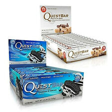 Quest Protein Bar 2-Pack! Mix and Match! Choose Your Flavors FAST FREE SHIPPING