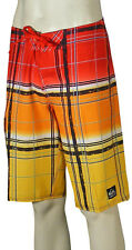 Quiksilver Cypher Wonderland Boardshorts - Red - New