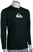Quiksilver Perfecta LS Surf Shirt - Black - New