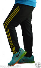 Track Pants Black Color with Yellow Stripes M @699